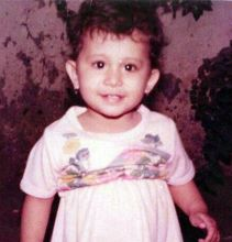 Guess, who's this little girl? Well, she is none other than Bigg Boss 9 contestant Kishwer Merchant, who is currently dating Suyyash Rai. After appearing in Bigg Boss 9, the couple might be seen in Nach Baliye next, according to reports.