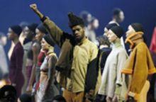 Yeezy Season 3, New York Fashion Week