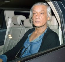 Sudhir Mishra at Fitoor screening