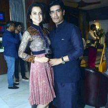 Manish Malhotra party