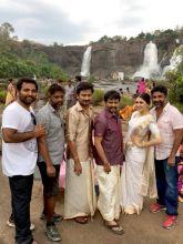 Manithan film crew