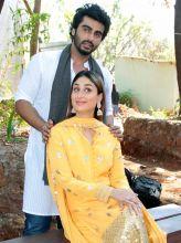 Reportedly Kareena and Arjun shook a leg with the lead actress of Thapki Pyar Ki, Jigyasa Singh.