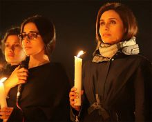 Vidya Balan and Rani Mukerji in a still from No One Killed Jessica