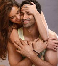 The first look of OK Jaanu