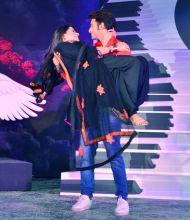 Ssharad Malhotra and Kratika Sengar's timeless romance.