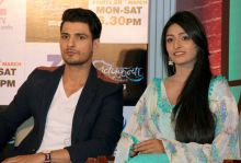 Malay Mittal, played by Vin Rana, gets smitten by Aparajita as soon as he catches a glimpse of her.