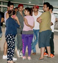 Actors Debina Bonnerjee and Gurmeet Choudhary alongside a few others, were also present at the hospital where Pratyusha was rushed after she was found hanging to the ceiling of her Mumbai apartment.
