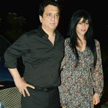 Sajid Nadiadwala and Wardha Khan
