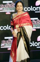 Kirron Kher at India's Got Talent launch.