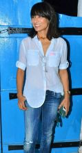 Adhuna Akhtar at Baar Baar Dekho wrap-up bash