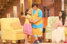 Bharti Singh with little Imli.