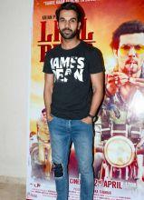 Rajkummar Rao at Laal Rang screening