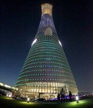 Aspire Tower, Qatar