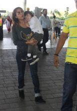 AbRam and Gauri Khan