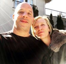 Vin Diesel and Toni Collette