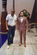 Mohd Azharuddin (L) and Emraan Hashmi