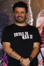 Vikas Bahl at Ikk Kudi song launch