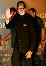 Amitabh Bachchan at Sarbjit premiere