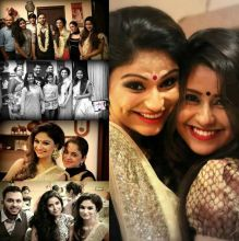 Dimpy Ganguly wedding