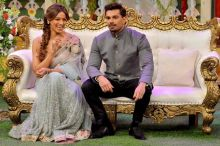 The glowing wife and the happy husband: Bipasha Basu and Karan Singh Grover got married on April 30 this year.