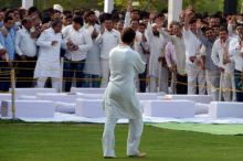 Rajiv Gandhi's 25th death anniversary