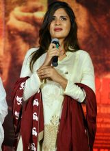 Richa Chadha at Sarabjit Singh's prayer meet