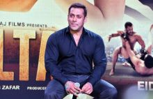 Salman Khan at Sultan trailer launch