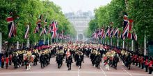 Trooping the Colours 2016