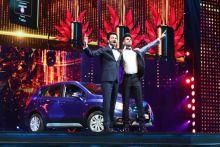Anil Kapoor (L) and Ranveer Singh