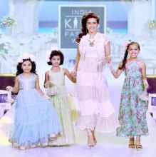 India Kids Fashion Week 2016