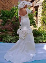 12th Annual Toilet Paper Wedding Dress Contest