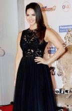 Sunny Leone dazzles in black at the launch event of Splitsvilla 9.