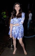 Aditi Rao Hydari at Aanand L Rai's birthday bash
