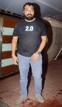 Anurag Kashyap at Udta Punjab success bash