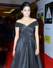 Priyamani at CineMAA Awards 2016.