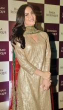 Elli Avram at Baba Siddique's Iftaar party