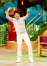 Kapil Sharma doing balle balle?