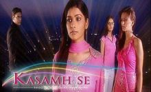 Kasamh Se: The story that revolved around three sisters, featured Ram Kapoor and Prachi Desai in the lead. The show aired successfully on Zee TV for over three years from January 2006 to March 2009.