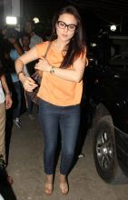 Preity Zinta at Udta Punjab screening