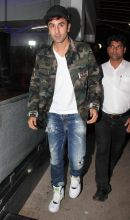 Ranbir Kapoor at Udta Punjab screening