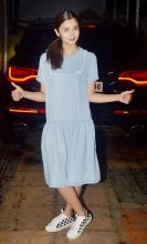 Alia Bhatt at Udta Punjab success bash