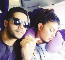 Varun Dhawan and Jacqueline Fernandez