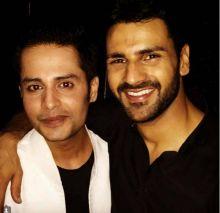 Vivek Dahiya couldn't stop smiling