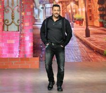 Salman Khan aka Sultan shoots for TKSS.
