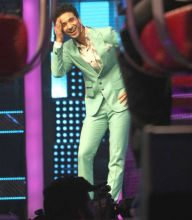 Host Raghav Juyal successfully brings comic relief to the show.