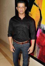 Sharman Joshi clicked at Krishika Lulla's party.