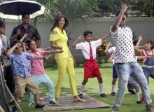 "India's Super Dancer: Shilpa Shetty will return to the small screen as a judge of Sony TV's India's Super Dancer, a dance reality show for kids. ""Dance is my passion and I love kids. So it's the perfect thing for me. The talent among kids today is unmatch"