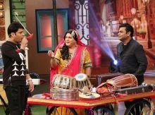 Kapil Sharma, Ali Asgar and AR Rahman