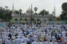 Eid-ul-Fitr in Gorakhpur, UP