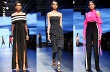 Lakme Fashion Week, Day 1